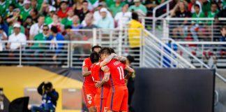 Argentina Cile rivincita della finale 2015
