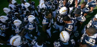 Los Angeles Chargers relocation 2017