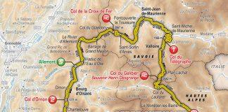 Tour de France 2017 quote 17 tappa