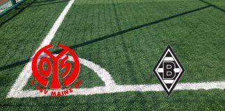 Formazioni Mainz 05-Borussia Mönchengladbach