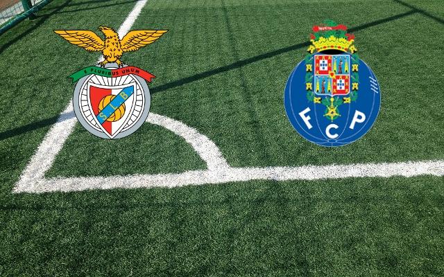 Formazioni Benfica-Porto