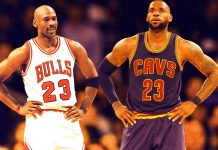 Michael Jordan vs LeBron James