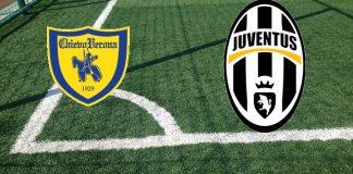 Formazioni Chievo-Juventus