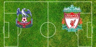 Formazioni Crystal Palace-Liverpool FC