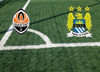 Formazioni Shakhtar Donetsk-Manchester City