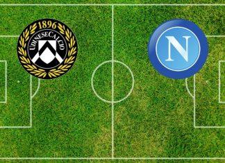 Formazioni Udinese-Napoli