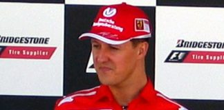 Michael Schumacher incidente progressi