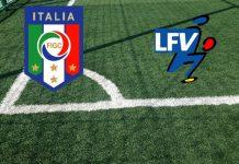 Formazioni Italia-Liechtenstein