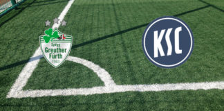 Formazioni Greuther Furth-Karlsruher
