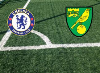 Formazioni Chelsea-Norwich