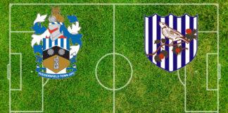 Formazioni Huddersfield-West Bromwich