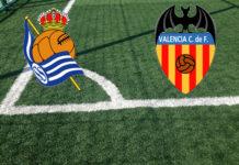 Formazioni Real Sociedad-Valencia