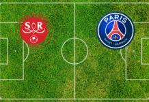 Formazioni Reims-Paris St. Germain