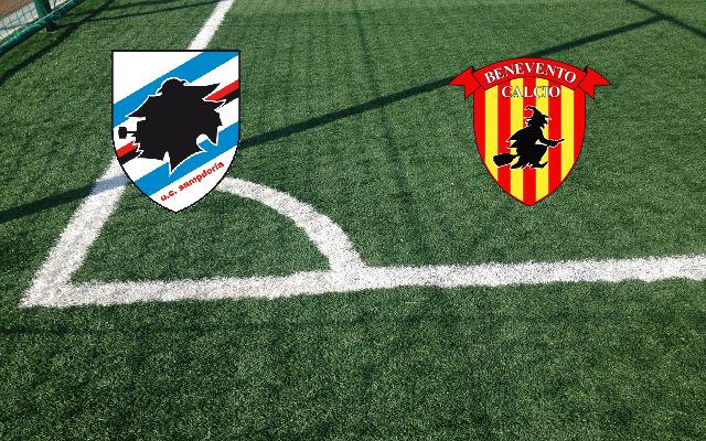 Formazioni Sampdoria-Benevento