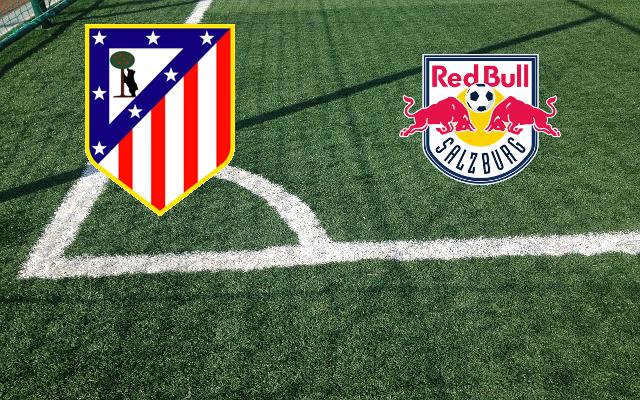Formazioni Atletico Madrid-Salisburgo