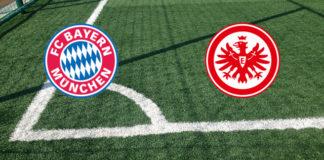Formazioni Bayern Monaco-Eintracht Francoforte
