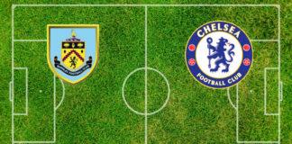 Formazioni Burnley-Chelsea