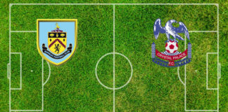 Formazioni Burnley-Crystal Palace