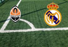 Formazioni Shakhtar Donetsk-Real Madrid