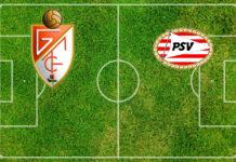 Formazioni Granada CF-PSV