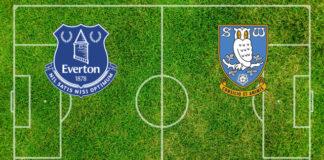 Formazioni Everton-Sheffield Wednesday