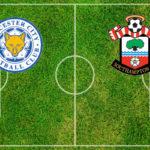 Formazioni Leicester-Southampton