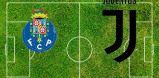 Formazioni Porto-Juventus