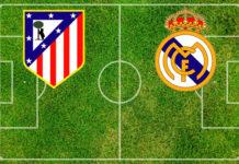 Formazioni Atletico Madrid-Real Madrid