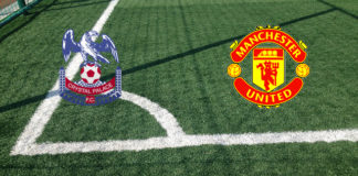 Formazioni Crystal Palace-Manchester United