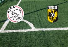 Formazioni Ajax-Vitesse