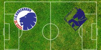 Formazioni FC Copenaghen-Randers