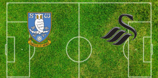 Formazioni Sheffield Wednesday-Swansea