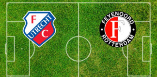 Formazioni Utrecht-Feyenoord