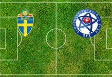Formazioni Svezia-Slovacchia
