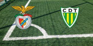 Formazioni Benfica-CD Tondela