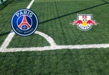 Formazioni Paris St. Germain-RB Lipsia